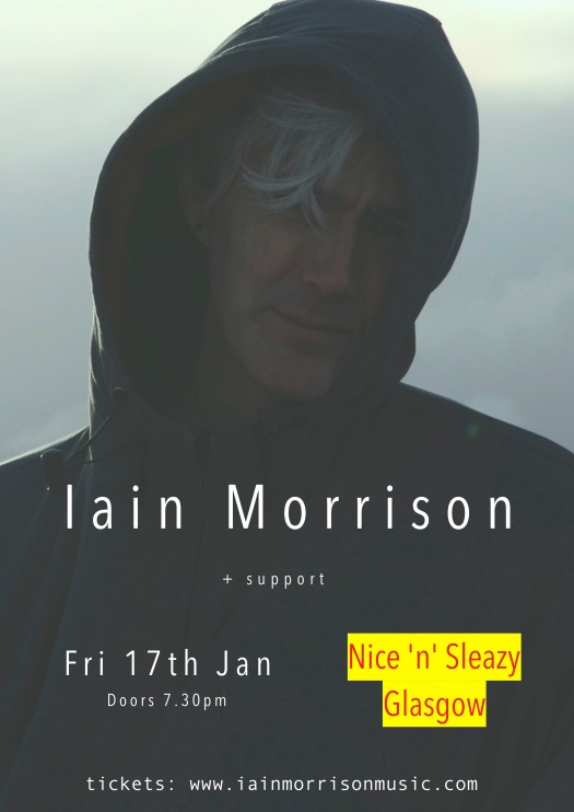 IM Glasgow Poster